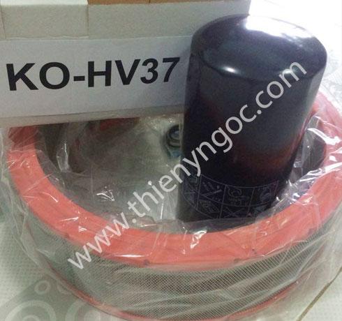 Bộ lọc dầu lọc gió Hydrovane HV37